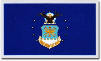 Air Force Auto Decal