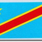 Congo - Dem. Rep. Of Auto Decal