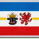 Mecklenburg-Pomerania Auto Decal