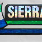 Sierra Leone Bumper Sticker
