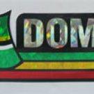 Dominica Bumper Sticker