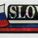 Slovenia Bumper Sticker