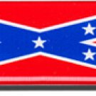 Confederate Long Domed Sticker