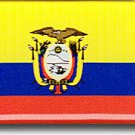 Ecuador (State) Mini Domed Sticker