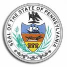 "Pennsylvania - 3.5"""" State Seal"