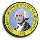 "Washington - 3.5"""" State Seal"