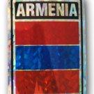 Armenia Reflective Decal