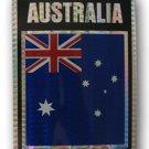 Australia Reflective Decal
