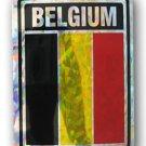 Belgium Reflective Decal