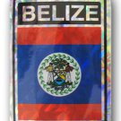 Belize Reflective Decal