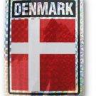 Denmark Reflective Decal