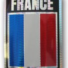 France Reflective Decal