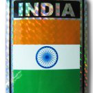 India Reflective Decal