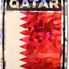 Qatar Reflective Decal