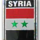 Syria Reflective Decal