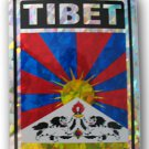 Tibet Reflective Decal