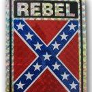 Confederate Reflective Decal