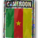 Cameroon Reflective Decal
