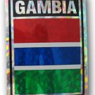 Gambia Reflective Decal