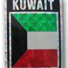 Kuwait Reflective Decal