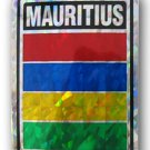 Mauritius Reflective Decal