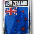 New Zealand Reflective Decal