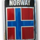 Norway Reflective Decal