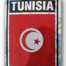 Tunisia Reflective Decal