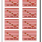 First Navy Jack 60 Count Sticker Pack