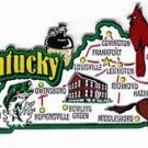 Kentucky Magnet