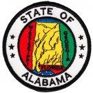 Alabama Circular Patch