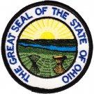 Ohio Circular Patch
