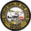 Nevada Circular Patch