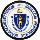 Massachusetts Circular Patch