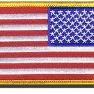 USA Rectangular Patch (Reverse)
