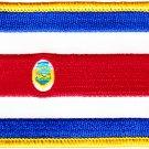 Costa Rica Rectangular Patch