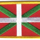 Basque Rectangular Patch