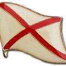 Alabama Flag Lapel Pin