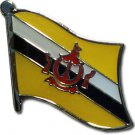 Brunei Flag Lapel Pin