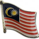 Malaysia Flag Lapel Pin