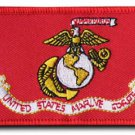 Marines Rectangular Patch