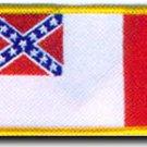 Third Confederate Rectangular Patch