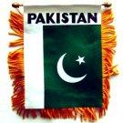 Pakistan Window Hanging Flag
