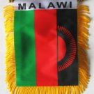 Malawi Window Hanging Flag
