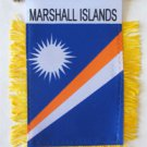 Marshall Islands Window Hanging Flag