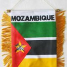 Mozambique Window Hanging Flag