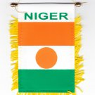 Niger Window Hanging Flag