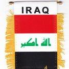 Iraq Window Hanging Flag (2008)
