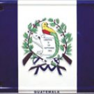 Guatemala License Plate