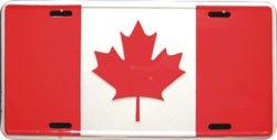 Canada License Plate